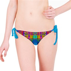 Sky Earth And Star Fall Bikini Bottom