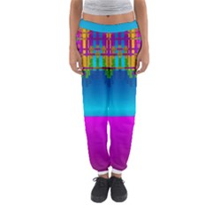 Sky Earth And Star Fall Women s Jogger Sweatpants