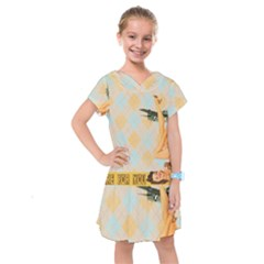 Retro 1107644 1920 Kids  Drop Waist Dress