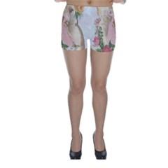 Vintage 1079517 1920 Skinny Shorts