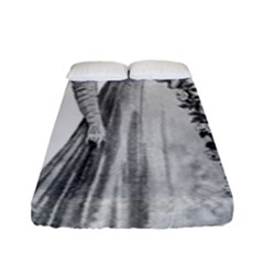 Vintage 971636 1280 Fitted Sheet (full/ Double Size)