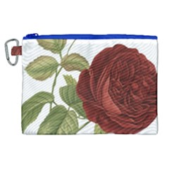 Rose 1077964 1280 Canvas Cosmetic Bag (xl)