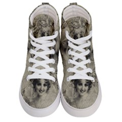 Vintage 1079414 1920 Women s Hi Top Skate Sneakers