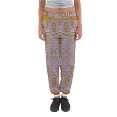 Gothic In Modern Stars And Pearls Women s Jogger Sweatpants