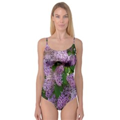 Lilacs 2 Camisole Leotard