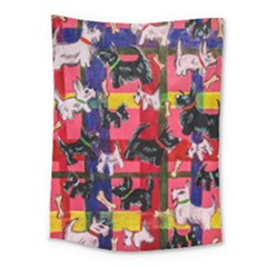 Scotties Medium Tapestry