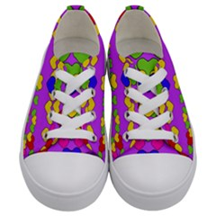 I Love This Lovely Hearty One Kids  Low Top Canvas Sneakers