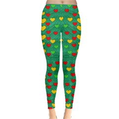 Love Is In All Of Us To Give And Show Leggings