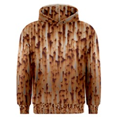 Stainless Rusty Metal Iron Old Men s Overhead Hoodie