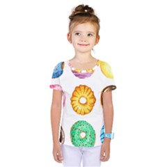 Donuts Kids  One Piece Tee