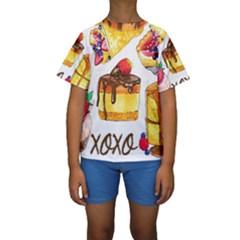 Xoxo Kids  Short Sleeve Swimwear