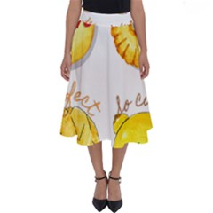 Bread Stickers Perfect Length Midi Skirt