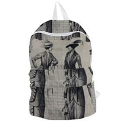Vintage 1060195 1920 Foldable Lightweight Backpack