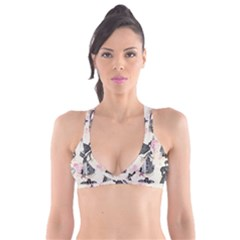 Vintage 1064132 1920 Plunge Bikini Top