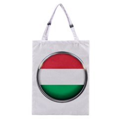 Hungary Flag Country Countries Classic Tote Bag