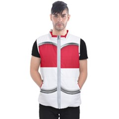 Monaco Or Indonesia Country Nation Nationality Men s Puffer Vest