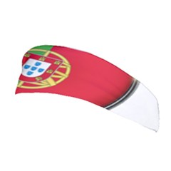 Portugal Flag Country Nation Stretchable Headband