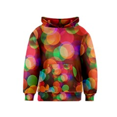 Color Explosion Kids  Pullover Hoodie