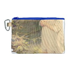 Vintage 1650586 1920 Canvas Cosmetic Bag (large)