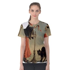 Witch 1461961 1920 Women s Cotton Tee