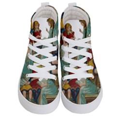 Angel 1347118 1920 Kid s Hi Top Skate Sneakers