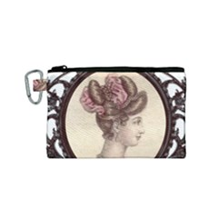 Frame 1775325 1280 Canvas Cosmetic Bag (small)