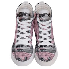 Oldtimer 166530 1920 Women s Hi Top Skate Sneakers