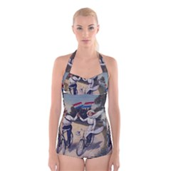 Kids 1763423 1280 Boyleg Halter Swimsuit