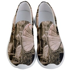 Flea Market Redord Player Men s Lightweight Slip Ons