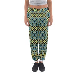 Arabesque Seamless Pattern Women s Jogger Sweatpants