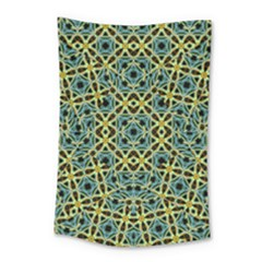 Arabesque Seamless Pattern Small Tapestry