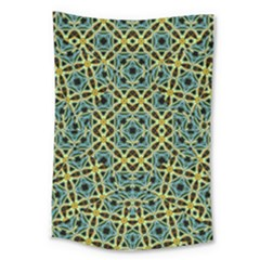 Arabesque Seamless Pattern Large Tapestry