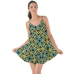 Arabesque Seamless Pattern Love The Sun Cover Up