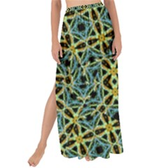 Arabesque Seamless Pattern Maxi Chiffon Tie Up Sarong