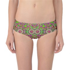 Love The Wood Garden Of Apples Classic Bikini Bottoms