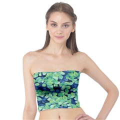 Moonlight On The Leaves Tube Top