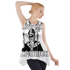 St  Patricks Day  Side Drop Tank Tunic