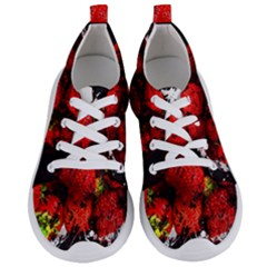 Strawberry Fruit Food Art Abstract Women s Lightweight Sports Shoes
