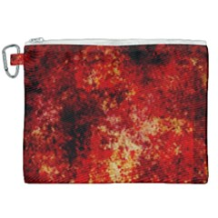 Background Art Abstract Watercolor Canvas Cosmetic Bag (xxl)