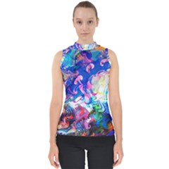 Background Art Abstract Watercolor Shell Top