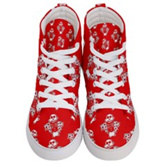 Pizza My Heart Men s Hi Top Skate Sneakers