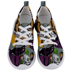 Playing Skeleton Women s Lightweight Sports Shoes