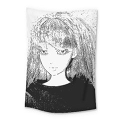 Girl Small Tapestry