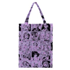 Lilac Yearbook 1 Classic Tote Bag
