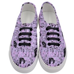 Lilac Yearbook 1 Women s Classic Low Top Sneakers