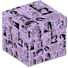 Lilac Yearbook 2 Storage Stool 12