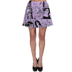 Lilac Yearbook 2 Skater Skirt