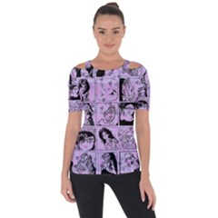 Lilac Yearbook 2 Short Sleeve Top