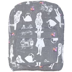Chalkboard Kids Full Print Backpack
