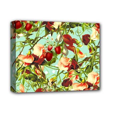 Fruit Blossom Deluxe Canvas 14  X 11